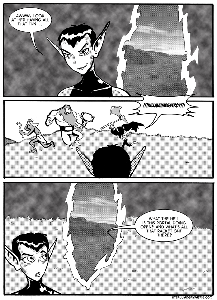 Kill Maim Destroy...