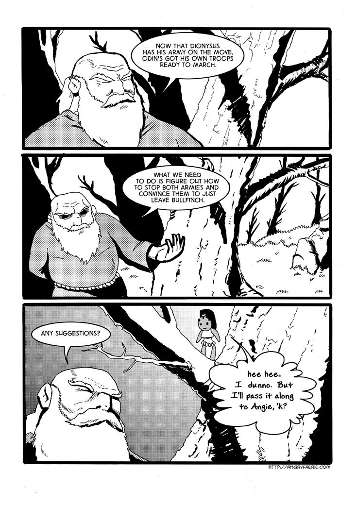 Sending a Tree-t