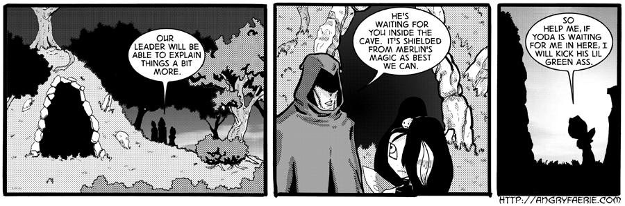 the Cave of Caerbannog...