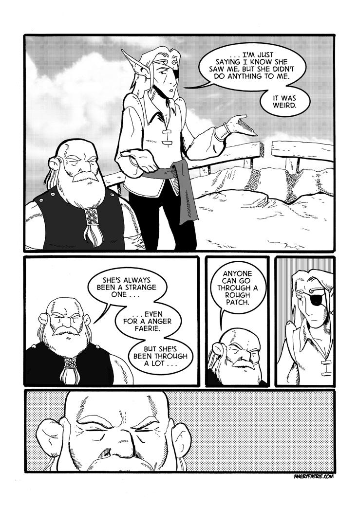 Awkward Silences