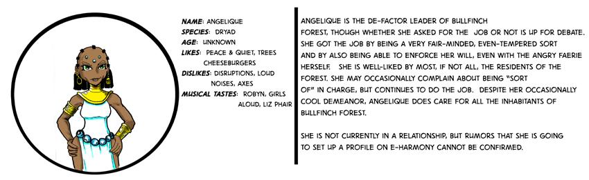 Angelique Bio