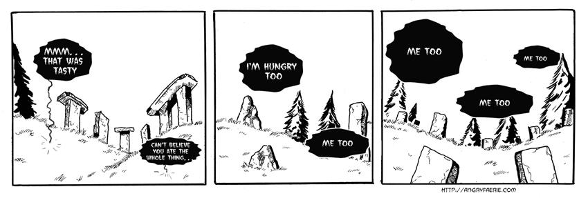 Ok, who's hungry?